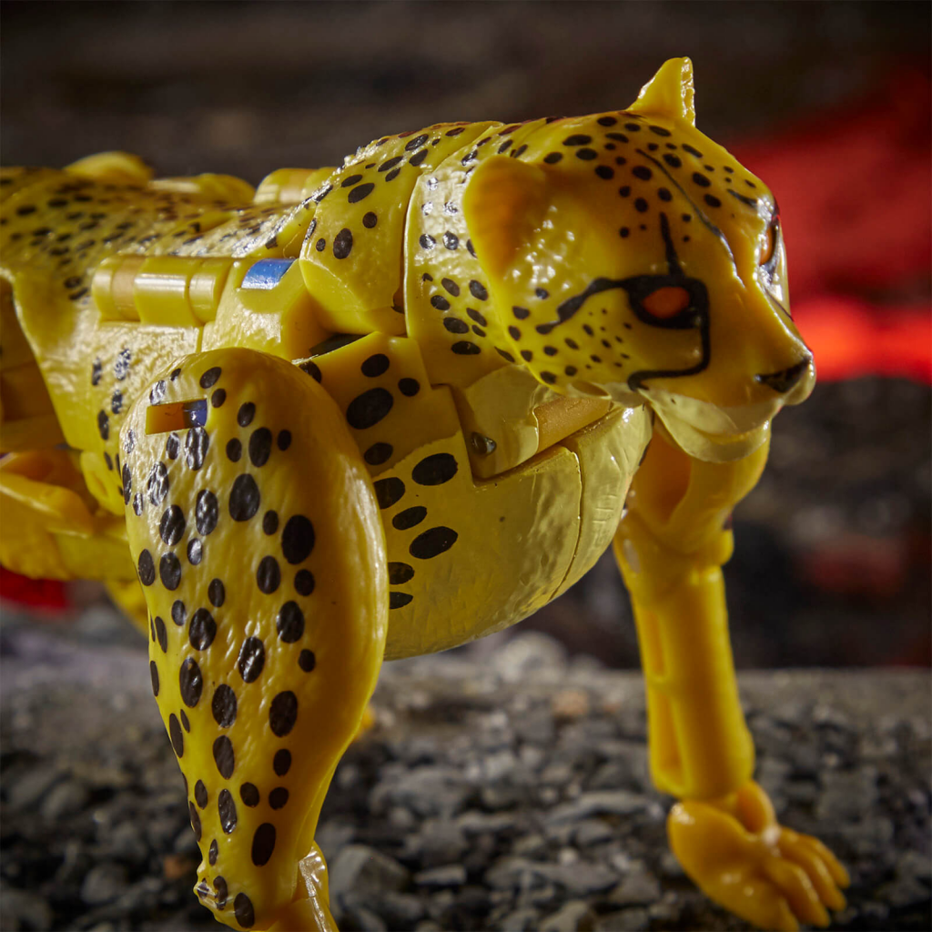 Cheetor (Deluxe Class)